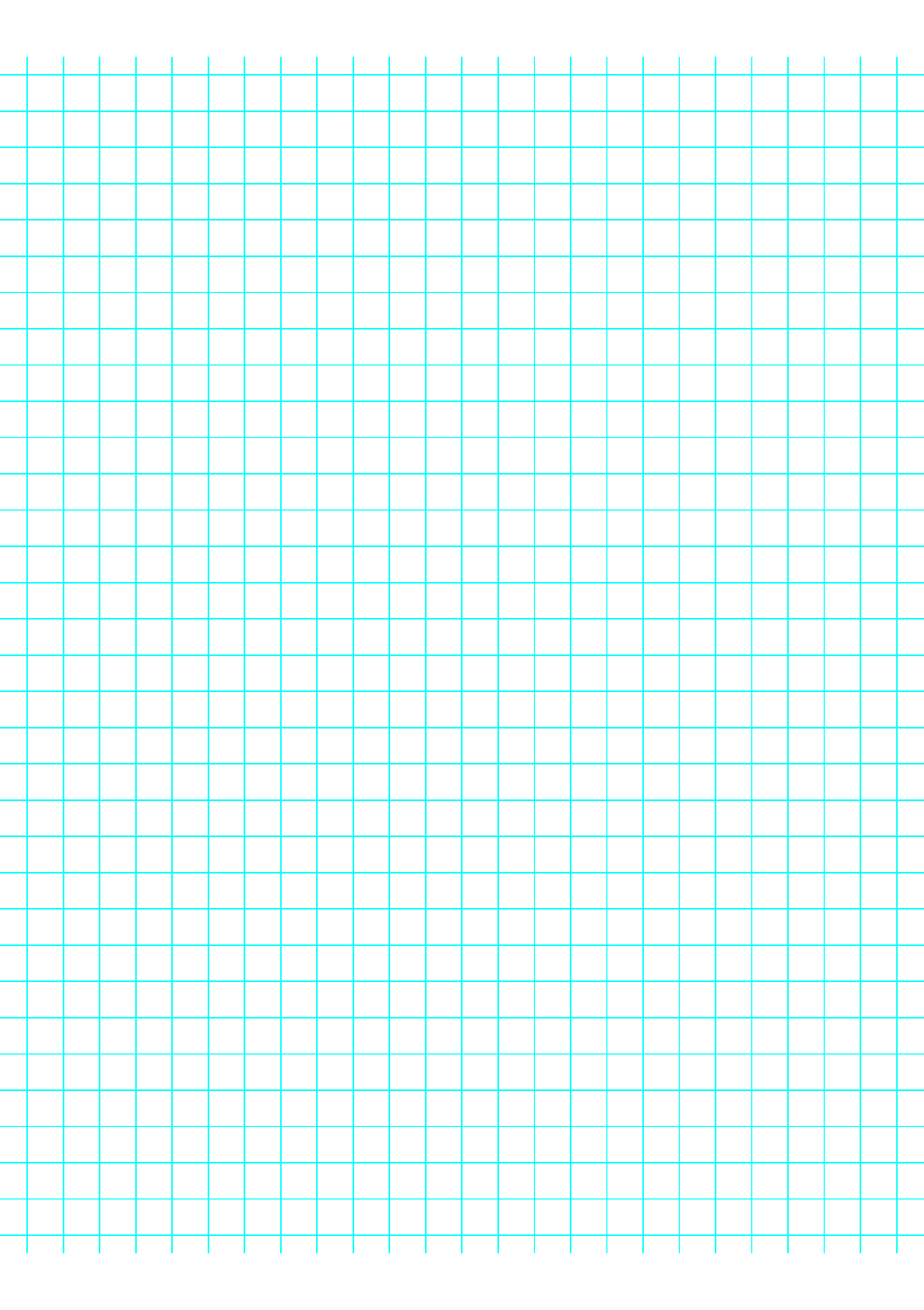 3 Lines Per Inch Graph Paper On Letter Sized Paper Free
