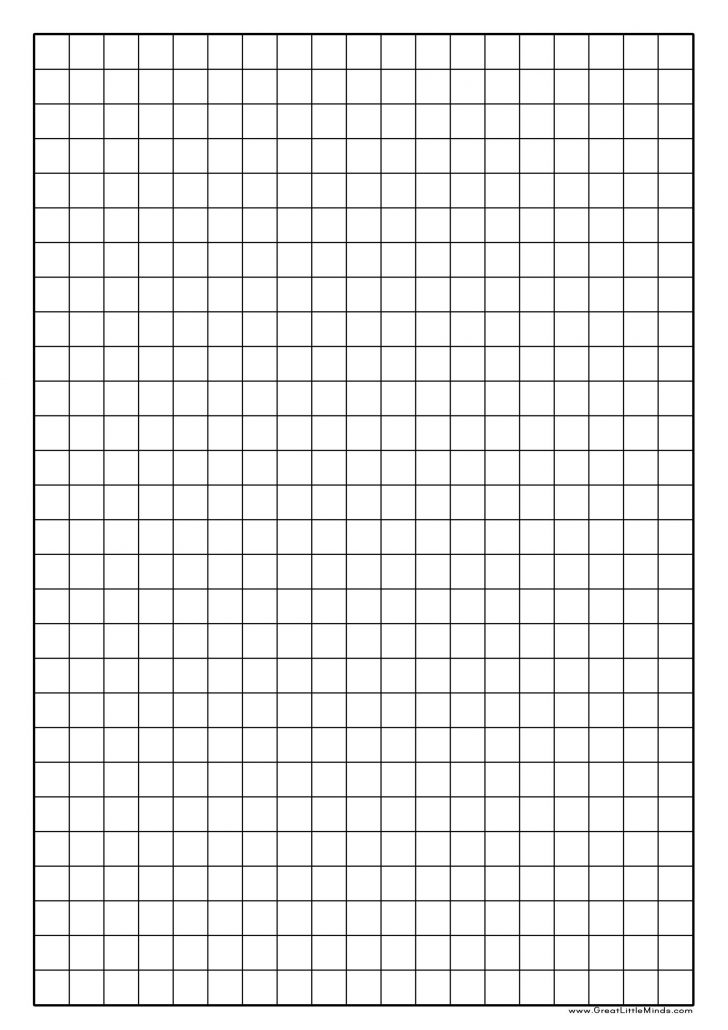 Graph Paper Template Free Editable