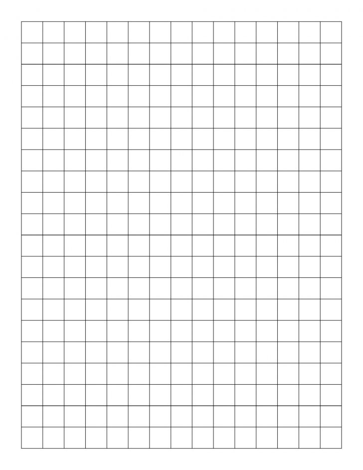 Free Downloadable Graph Paper Template