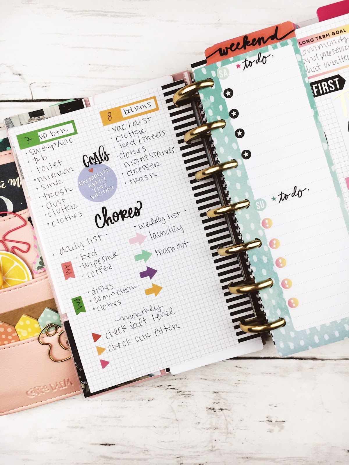 5 Creative Ways To Use Graph Paper In Your Mini Happy