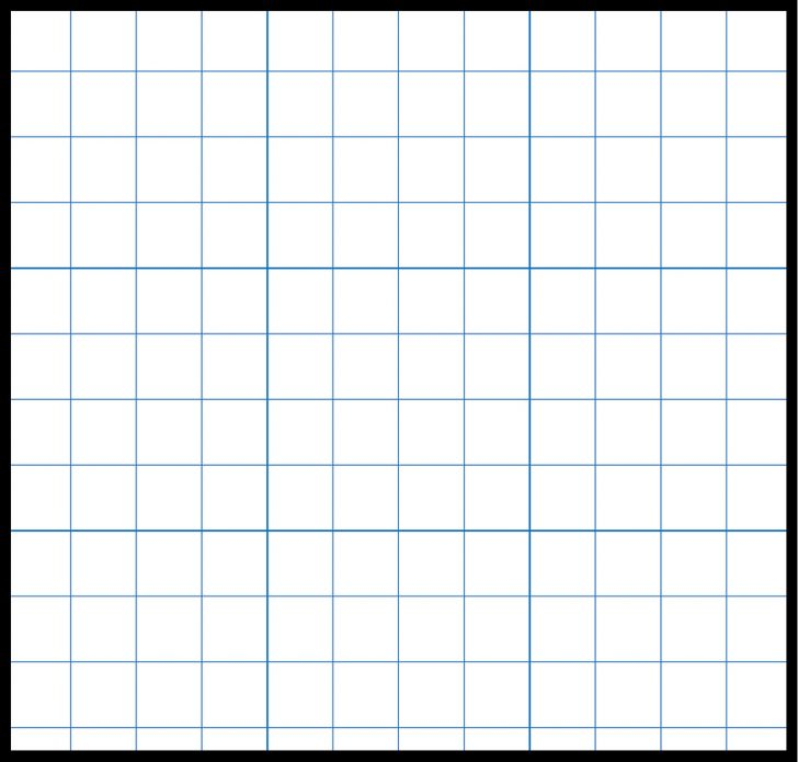 Free Full Page Printable Graph Paper