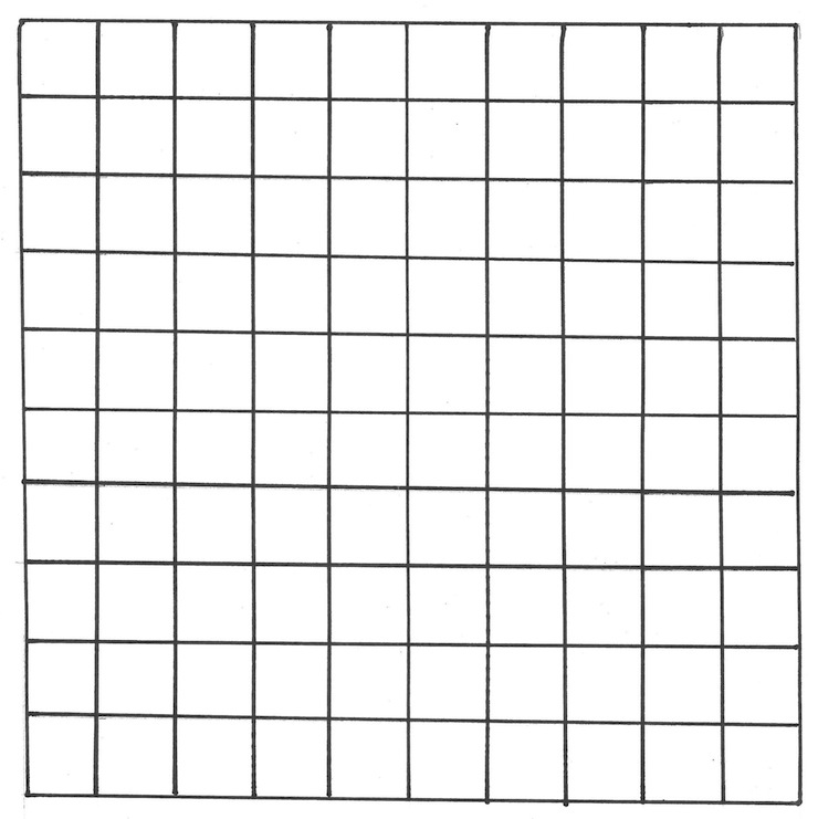 Best Photos Of 100 Grid Sheet Printable 100 Square Grid