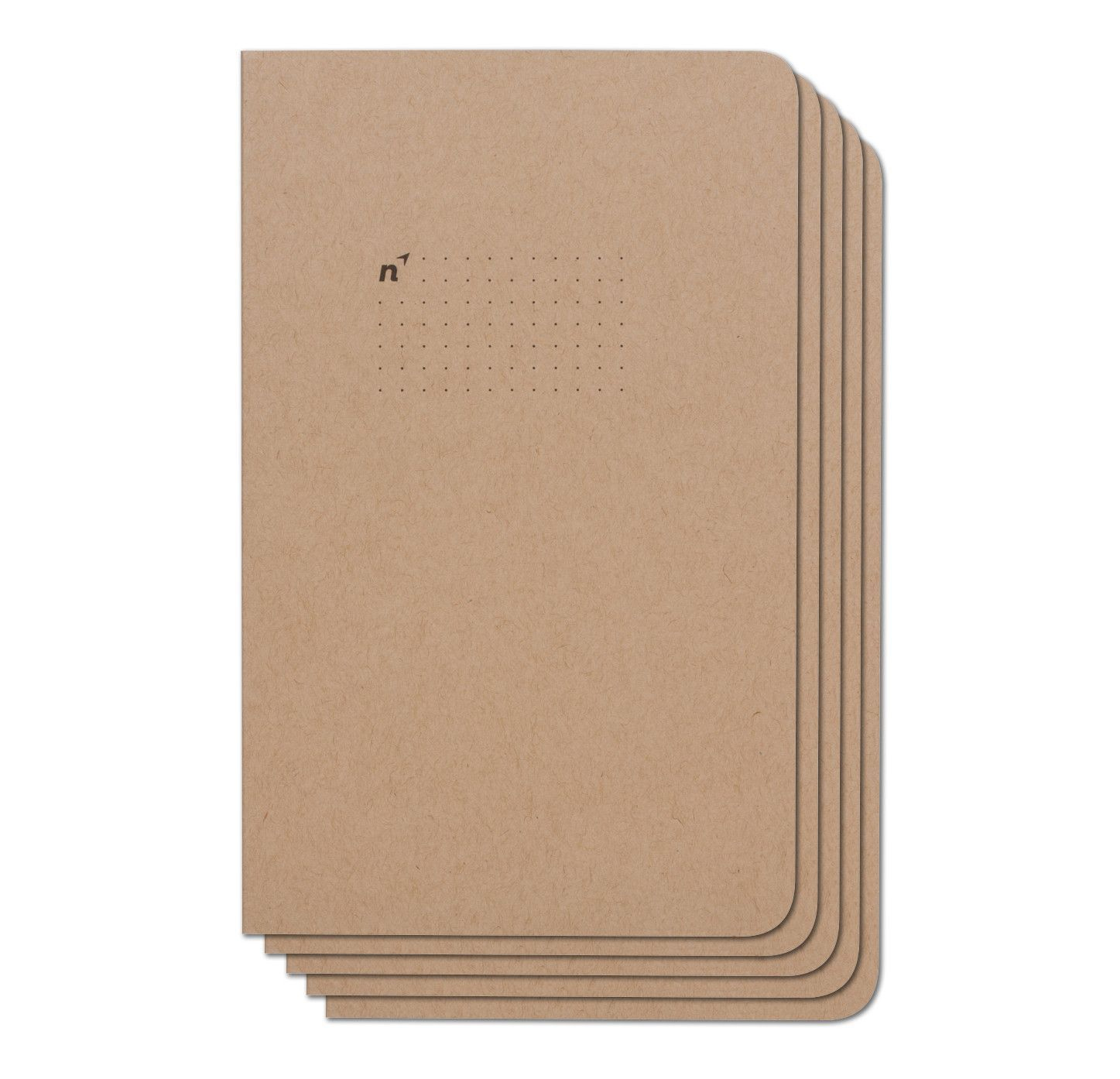 Dots 5 Pack Of 5x8 Notebooks 96 Pages Notebook Journal