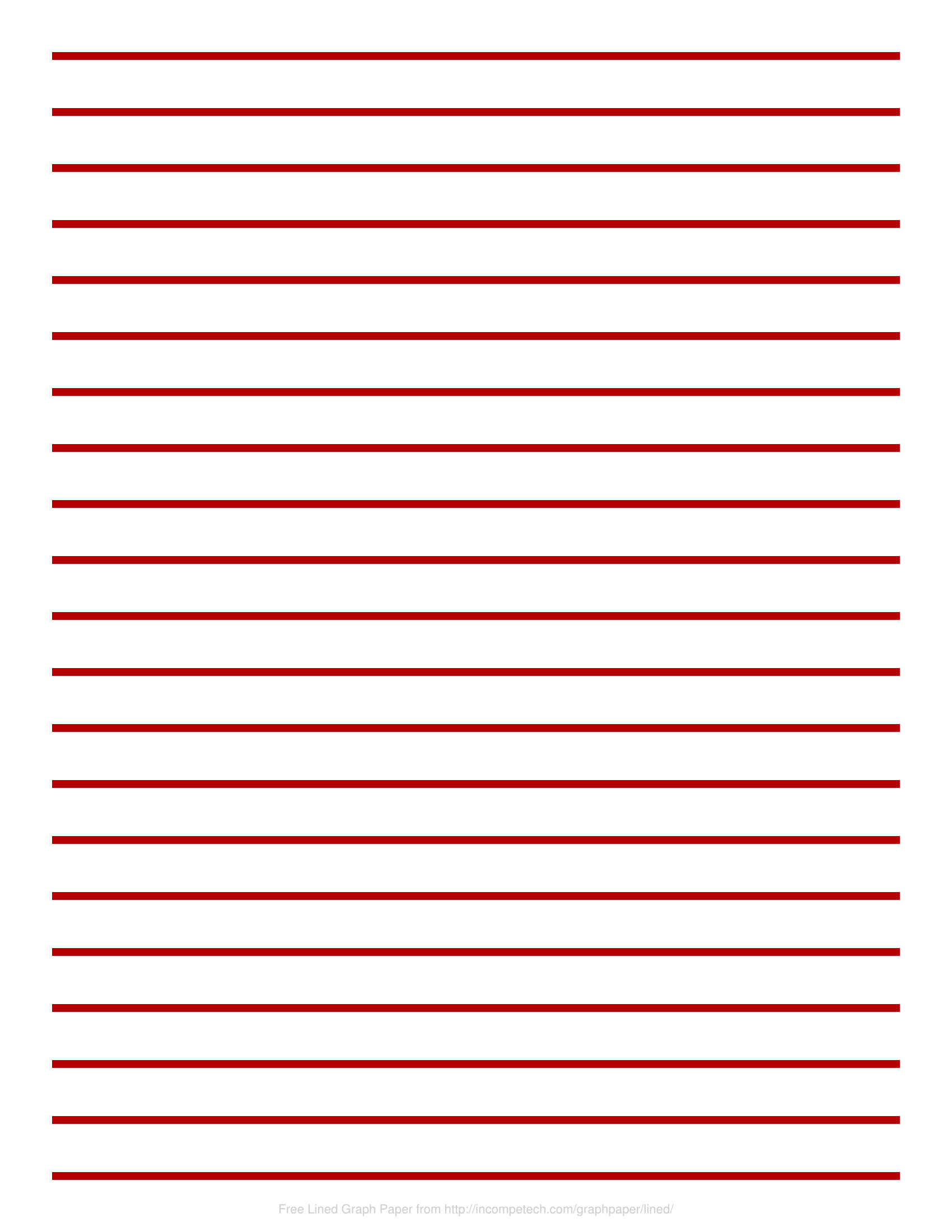 Free Online Graph Paper Lined