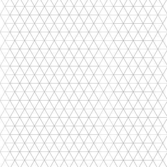 Free Printable Equilateral Triangles Graph Paper The