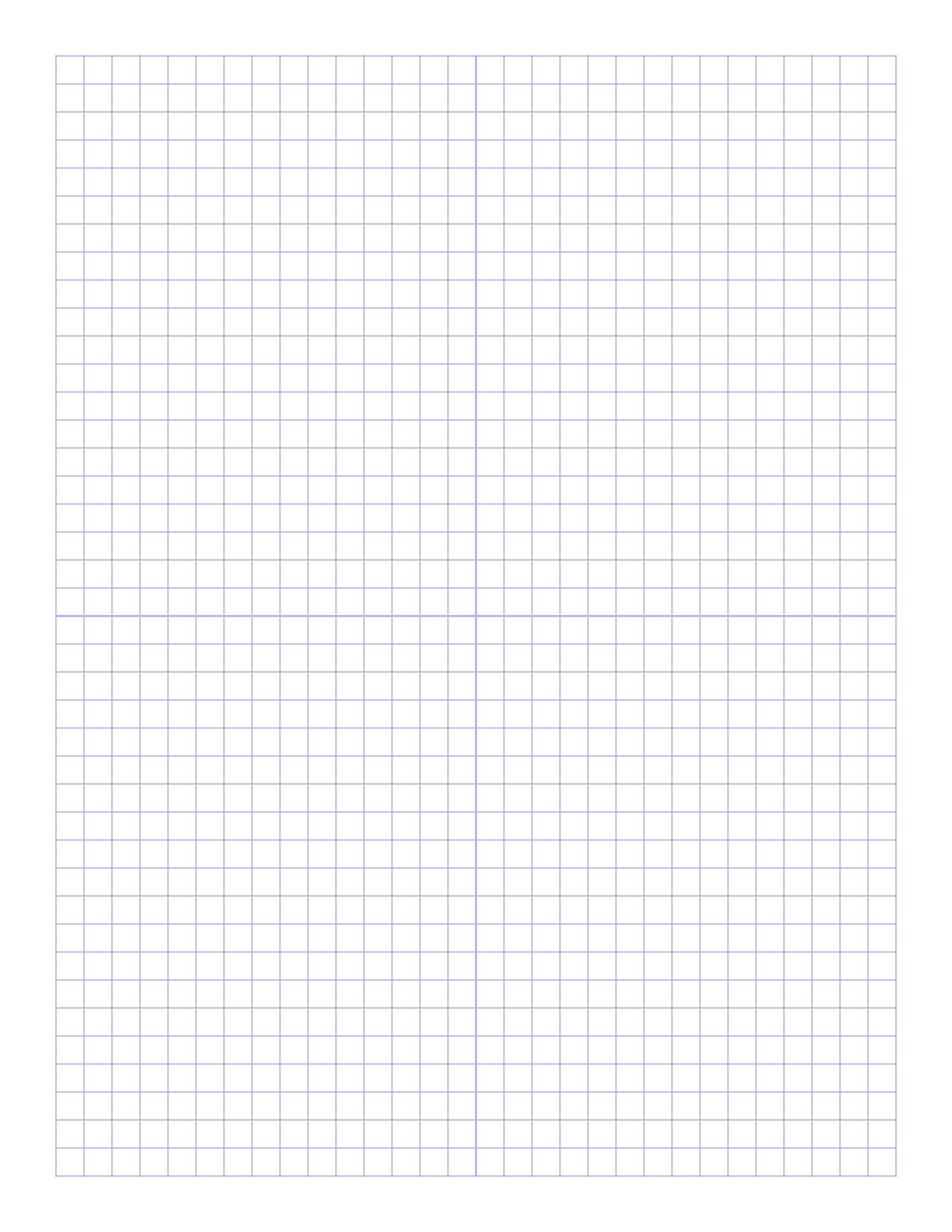 Full Page Graph Paper Template World Of Reference