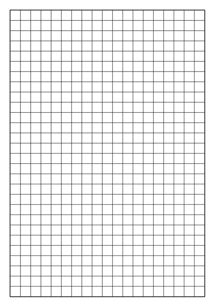 Make Your Own Printable Graph Paper