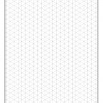 Graph Paper To Print Isometric Paper