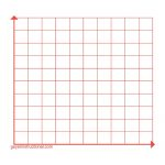 Graphing 3M Post It Notes 10x10 Grid 1st Quadrant