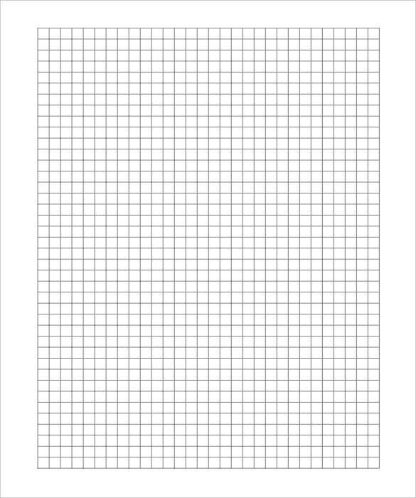 Graphing Paper Template 10 Free PDF Documents Download