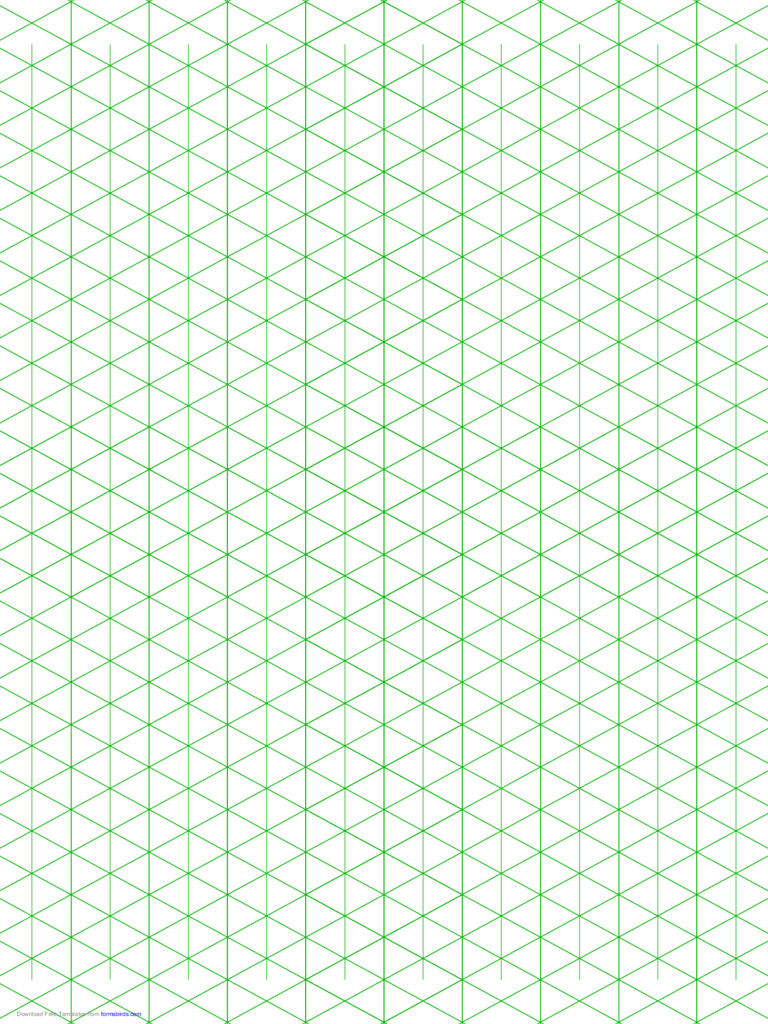Isometric Paper 12 Free Templates In PDF Word Excel