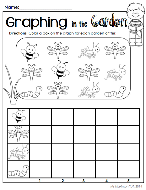 May Printable Packet Kindergarten Literacy And Math