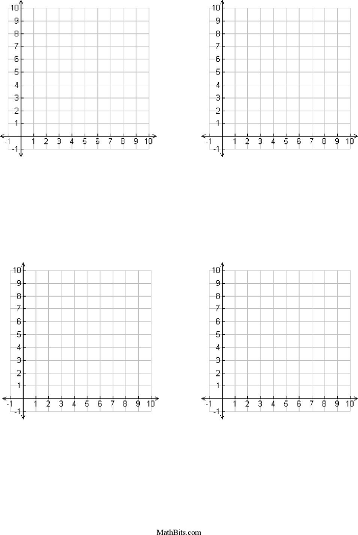 Numbered Graph Paper Template Free Download Speedy