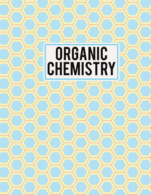 Organic Chemistry Hexagonal Graph Paper Lined Paper