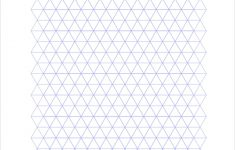 Sample Triangular Graph Paper Template 9 Free Documents