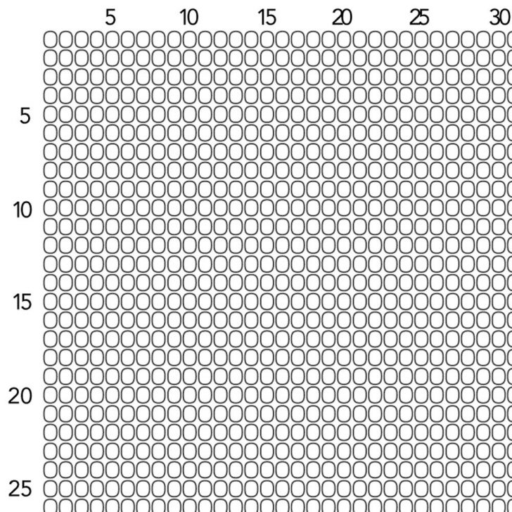 Seed Beading Graph Paper Free Printable
